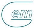 EMG Management S.r.l. Logo